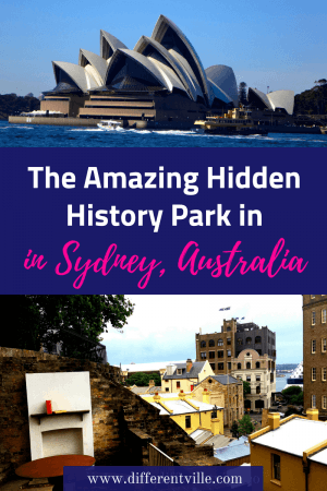 If you love history you have to check out Foundation Park on a trip to Sydney. Hidden away in historic The Rocks it's a real slice of life in the old days. Click the post to find out more on this hidden treasure - including where to find it. #sydney #therocks =foundationpark