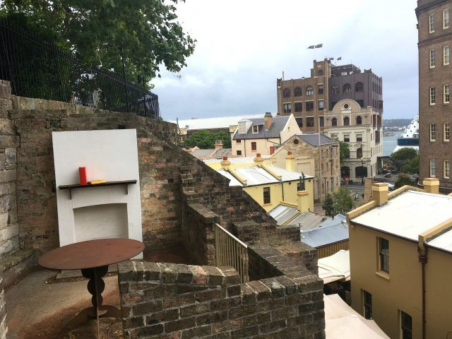Foundation Park is a piece of Secret Sydney. Hidden in the Rocks it's the remains of eight tiny terraced houses. Here's how to find it.