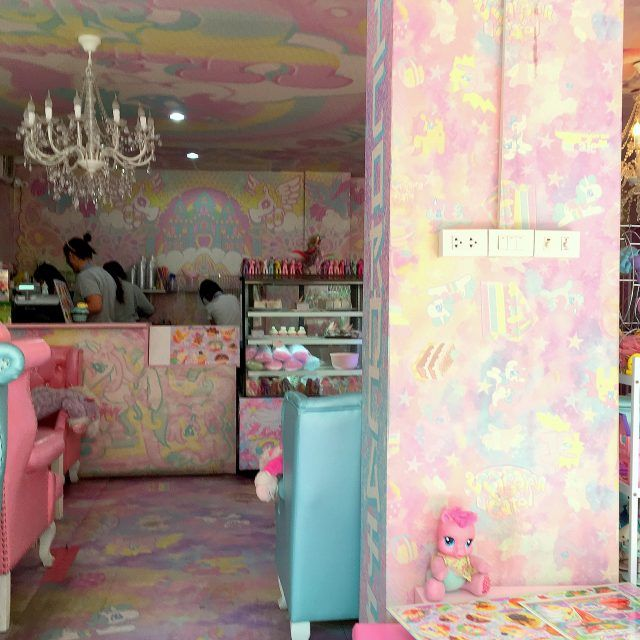 Bangkok Unicorn Cafe