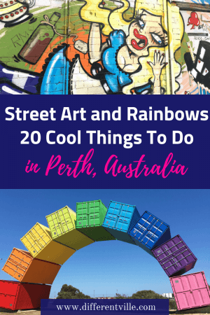 Planning a trip to Perth, Australia. Then check out our guide to 20 of the most fun things to do in Perth. There's animals, art and gin - what more do you want? #perth #thingstodoinperth