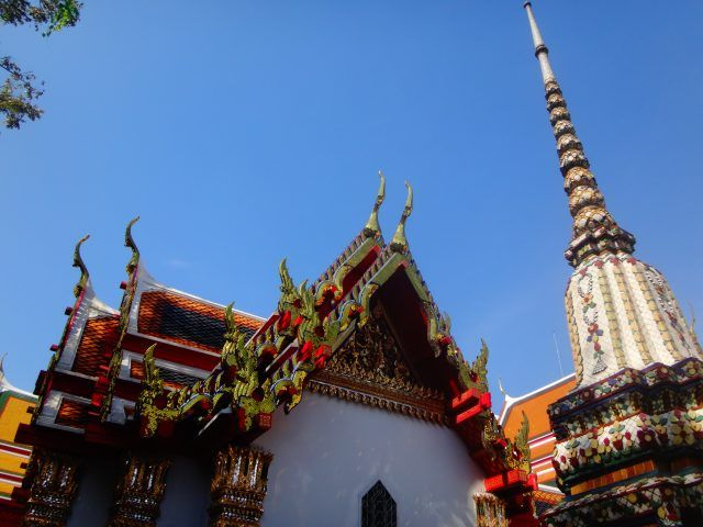 Wat Pho is on the list of things to see on most people's first trip to Bangkok - but the city is full of amazing sights.