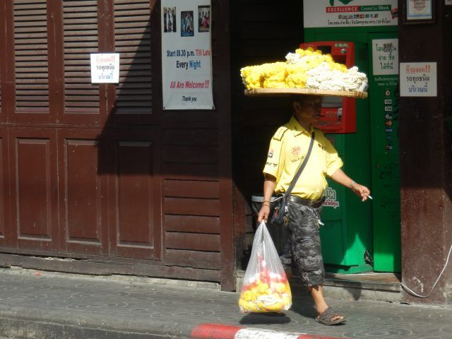Keeo your eyes peeled in Bangkok, you can spot some amazing sights.