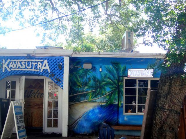 There are lot of kava bars in Florida. We checked out Kava Sutra kava bar in Fort Lauderdale