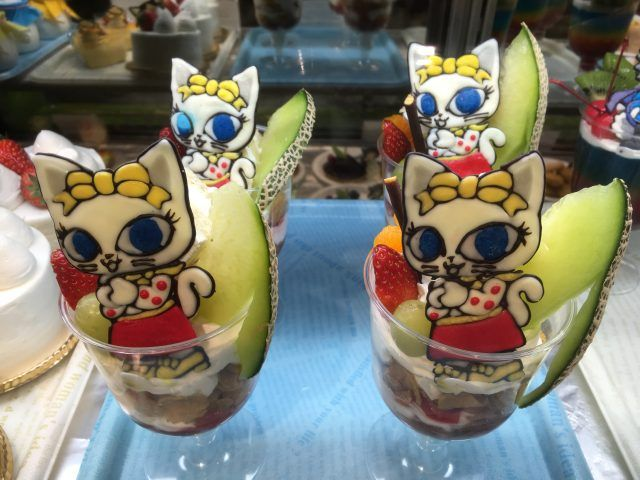 If you want to find Tokyo's most instagrammable desserts, visit Namjatown in Ikebukuro - they are amazing