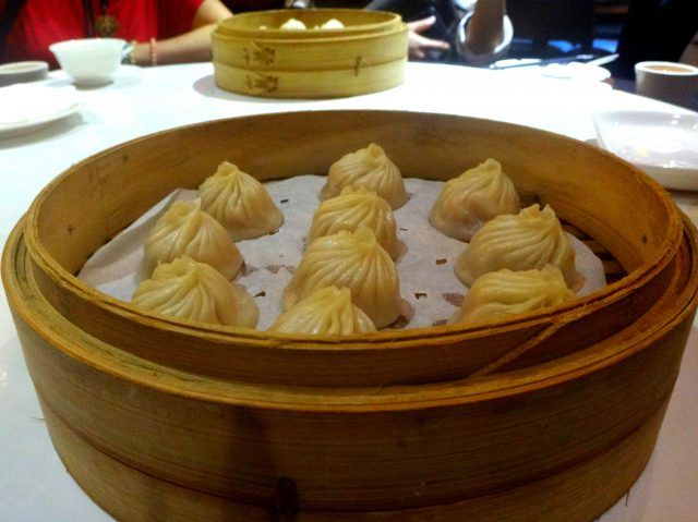 Dumplings for Kao Chi, Taipei - an alternative to Din Tai Fung