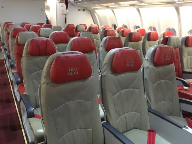 Seats on Air Asia Quiet Zone Sydney to KL