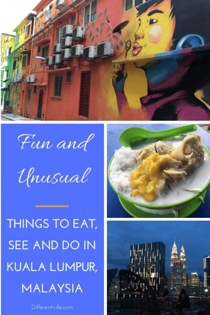 Fun and unusual things to do in Kuala Lumpur