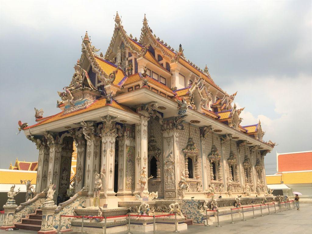 Wat Pariwat Bangkok