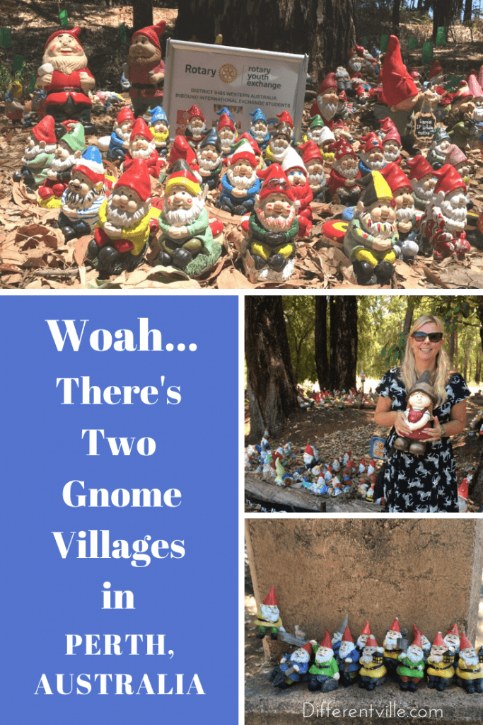Gnomesville, Perth is full of cute gnomes