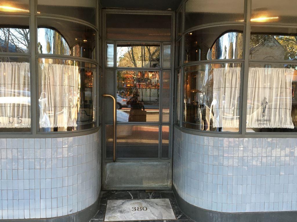 Outside of Charlie Parkers Bar, Paddington, Sydney