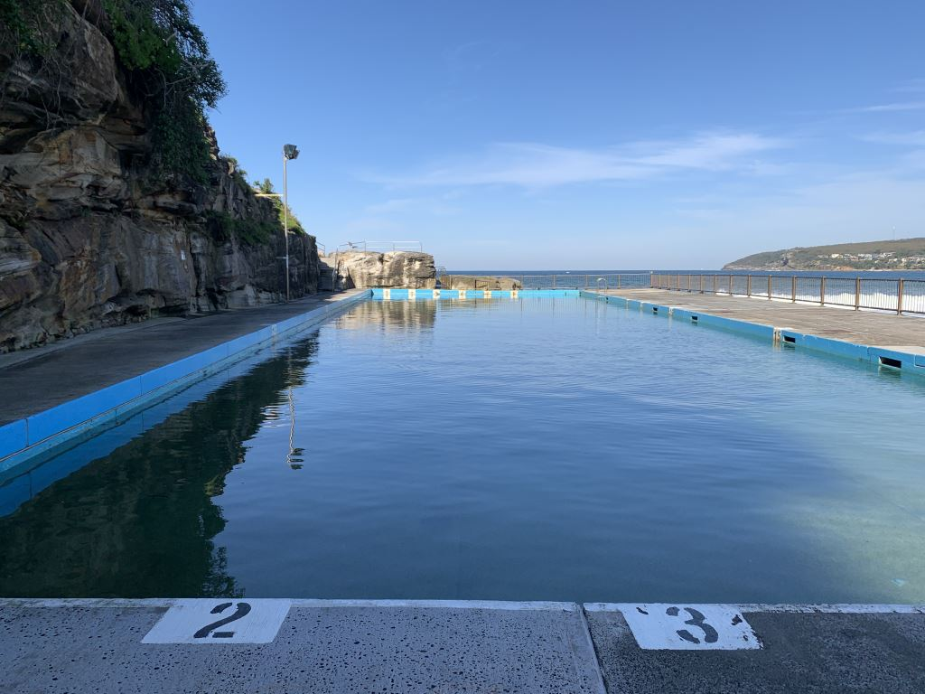 Queenscliffe Rockpool swimming pool